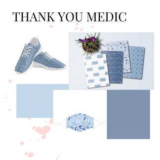 Merci Médic - Thank You Medic Collection