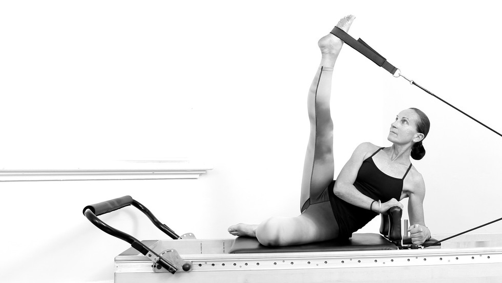 This invaluable technique is to be mastered on the Pilates reformer over five intensive days