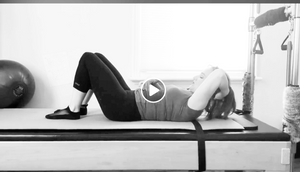 Pilates for abdominal separation