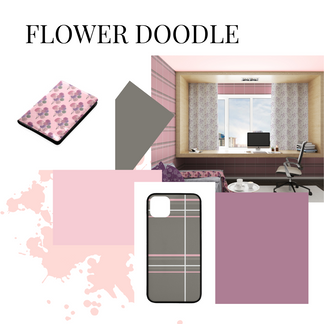 Flower Doodle Collection