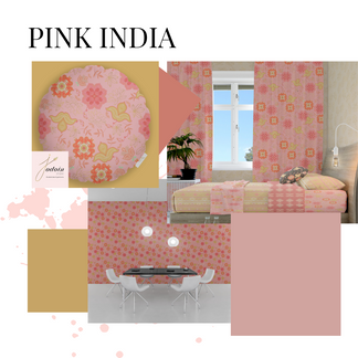 Pink India Collection
