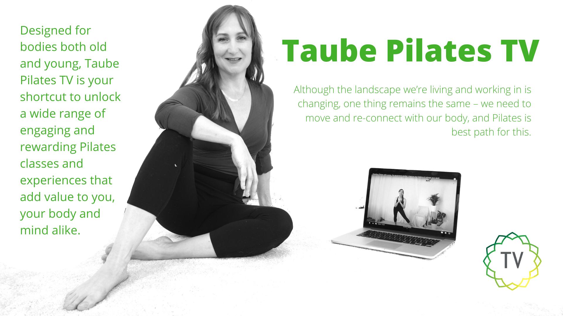 Taube Pilates TV