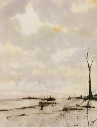 Forsaken Landscape 1 - Manon Jodoin