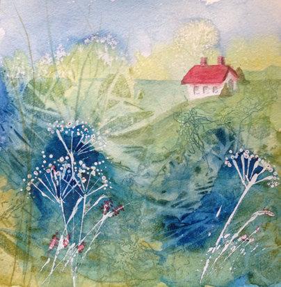 Experimental landscape 1, Manon Jodoin Studio