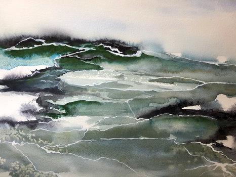 Green inspiration, Manon Jodoin Studio -