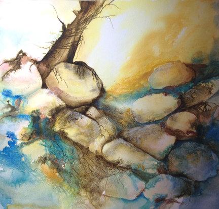 All those rocks, Manon Jodoin studio