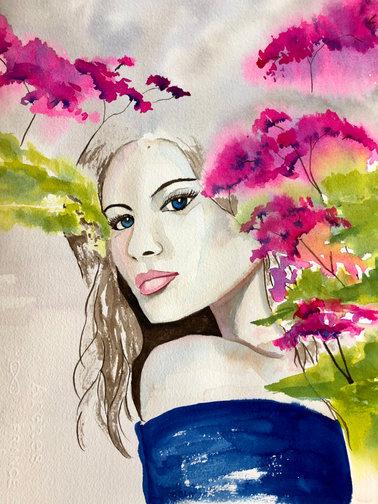 Christina, Manon Jodoin Studio
