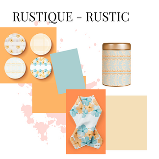 Rustique - Rustic Collection