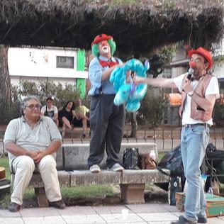 Casa de Bendición en el Parque de Canillejas - Rosi