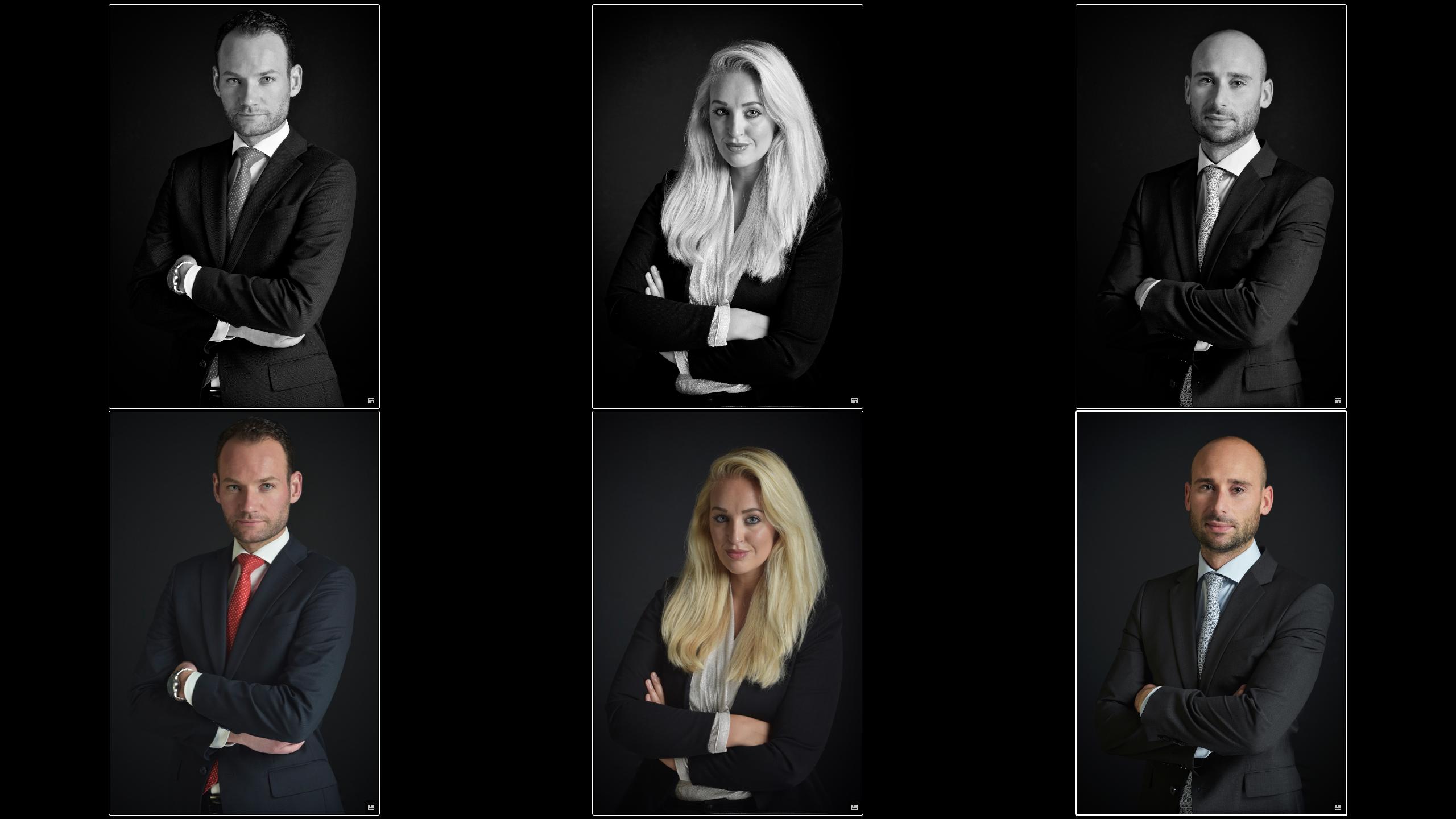 Portretten Eversheds 2015