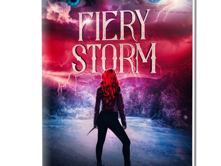 Storm Series Cover Reveal!
