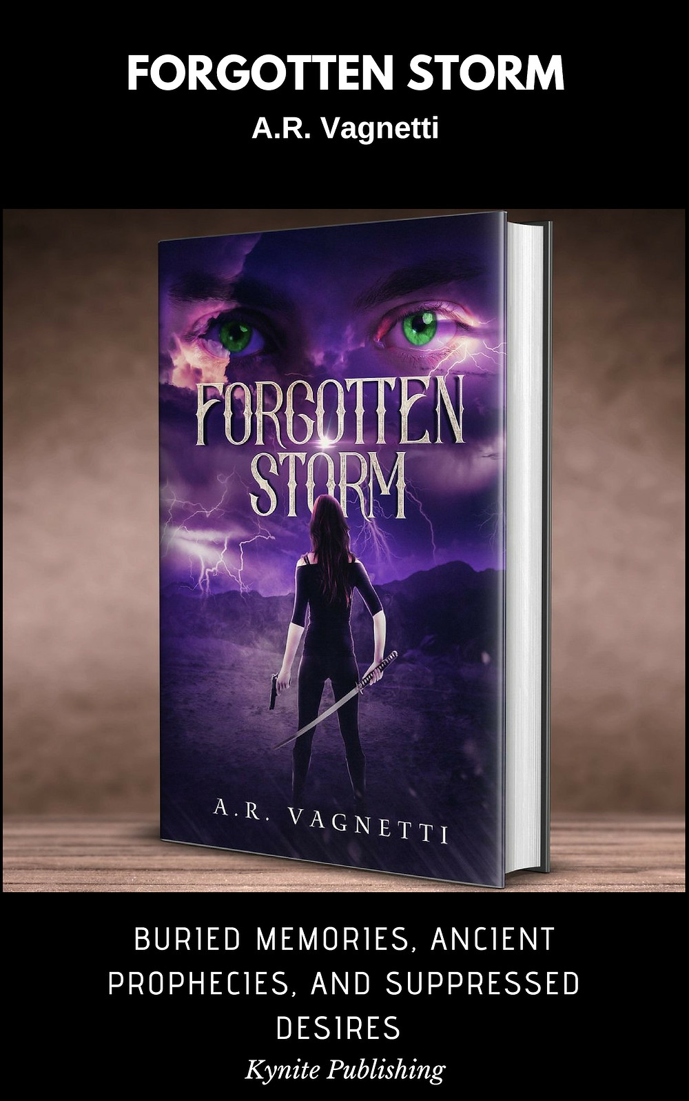 Forgotten Storm Book Review