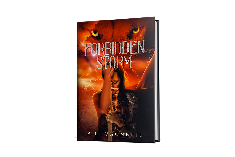 Forbidden Storm Cover Reveal