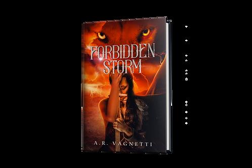 Forbidden Storm Signed Paperback