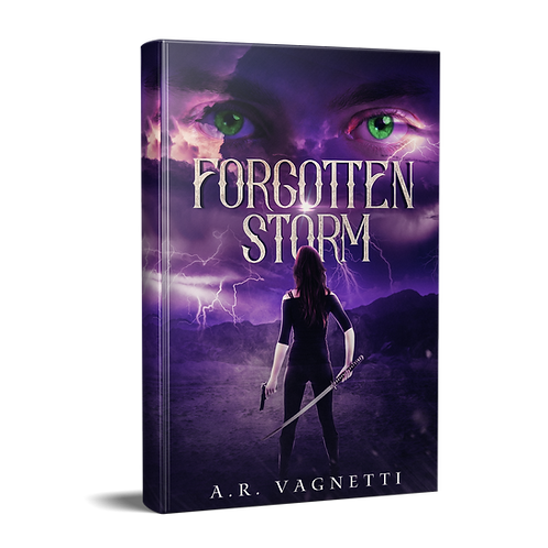 Forgotten Storm Signed Paperback