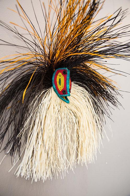 Embera Panama Mask - Monkey