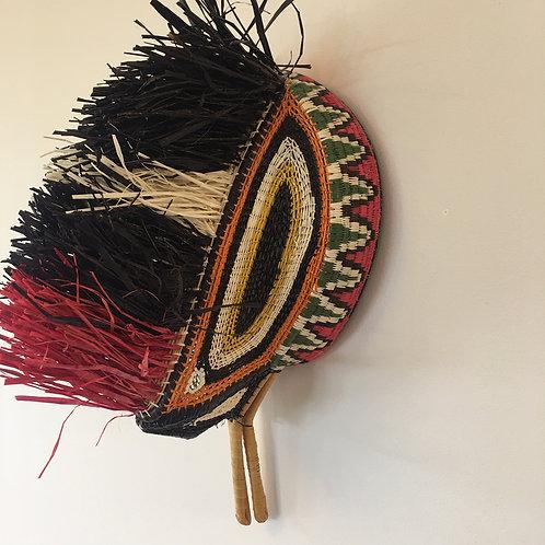 Embera Panama Mask -bird