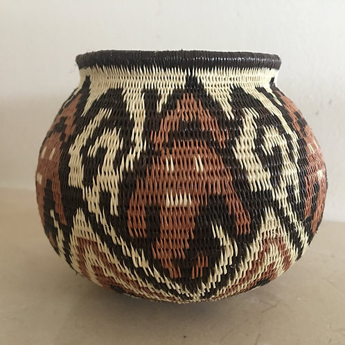 Panama decorative small basket