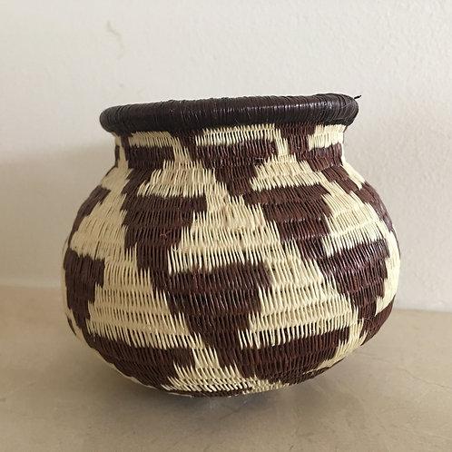 Panama decorative small basket