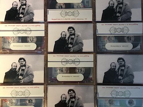 Jerome Rothenberg // Reading at Buffalo // Audio Cassette