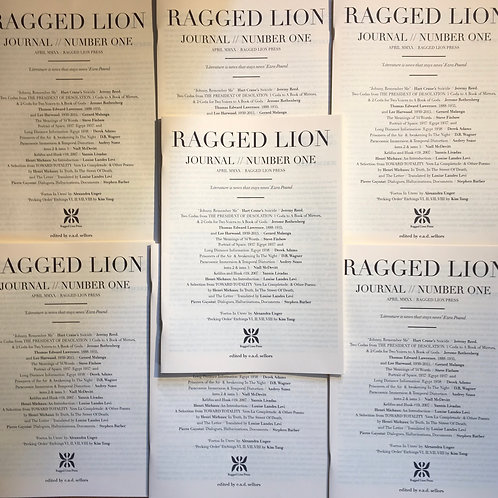 Ragged Lion Journal #1