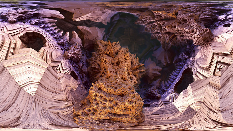 Psychedelia, Code, Processing, Mandellbulb, M3D,Maya,Grasshopper