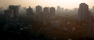 Bangkok in the morning
