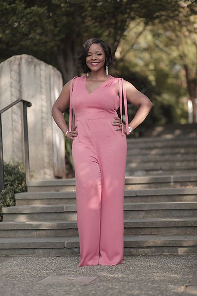 Associate Planner, Laci Banks-Walker
