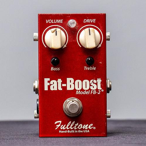 FULLTONE FAT BOOST 2