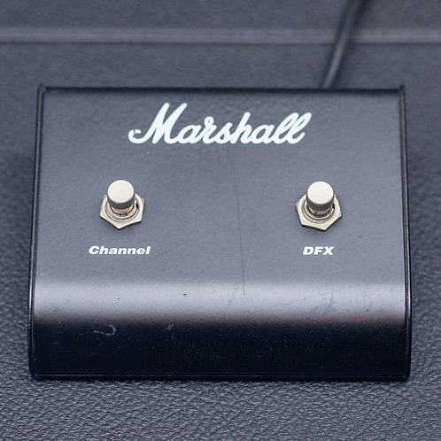 MARSHALL FOOT SWITCH