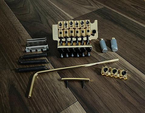 Ponte Floyd Rose Nut 41mm Dourada Ge1996t Fgr-2 - Gotoh