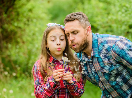 Biggest pollen allergy questions. Father