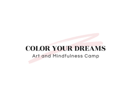 COLOR YOUR DREAMS VIRTUAL ART AND MINDFULNESS CAMP