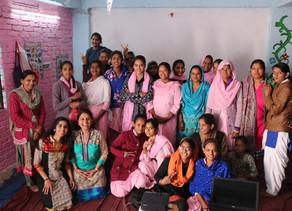 Trip to Sambhali Trust's Fatima Center