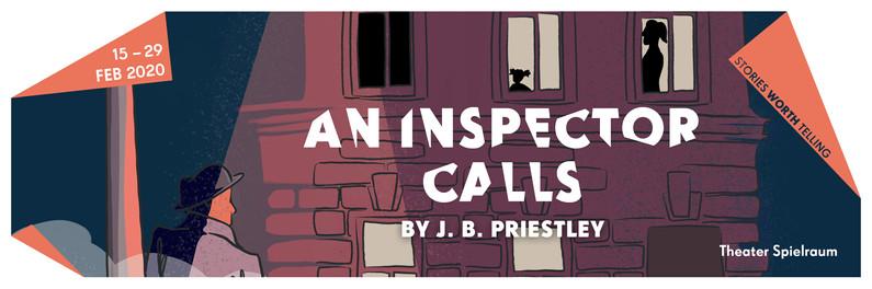 An Inspector Calls - J.B. Priestly