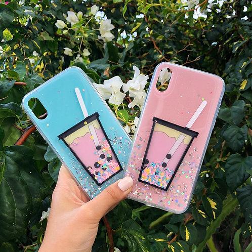 Bubble Tea iPhone Case