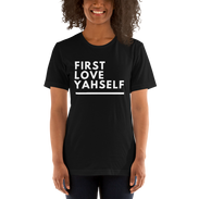 First Love Yahself Tee. Click to Purchase!