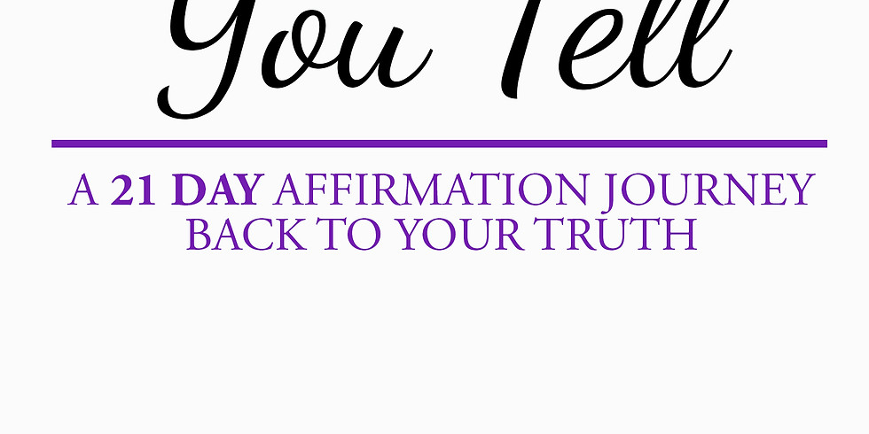 Setting Spring Affirmations
