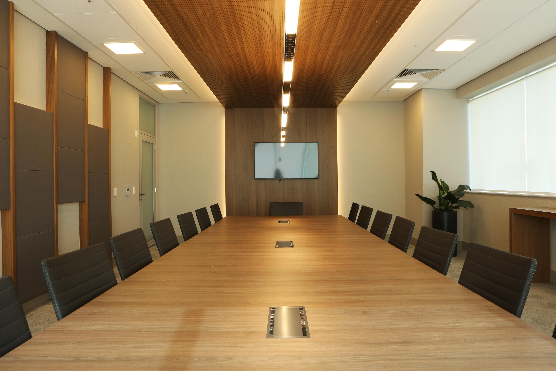 Sala de reunião 16 lugares