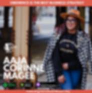 The Entourage Podcast- Aaja Corinne The