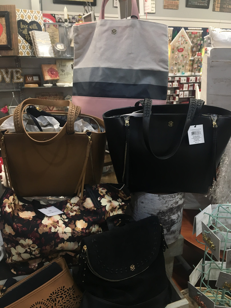 Mark & Hall Tote Bags