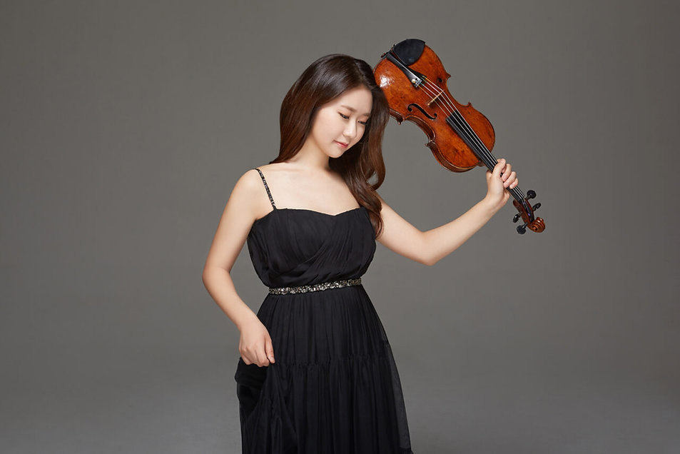 The Burlington Symphony Orchestra 2019-2020 Young Artists' Competition is now complete. The picture above shows our First Place Winner, Diane Kim.