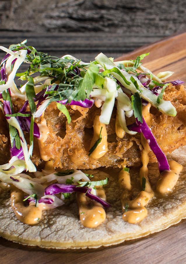 Mixteco Fish Tacos