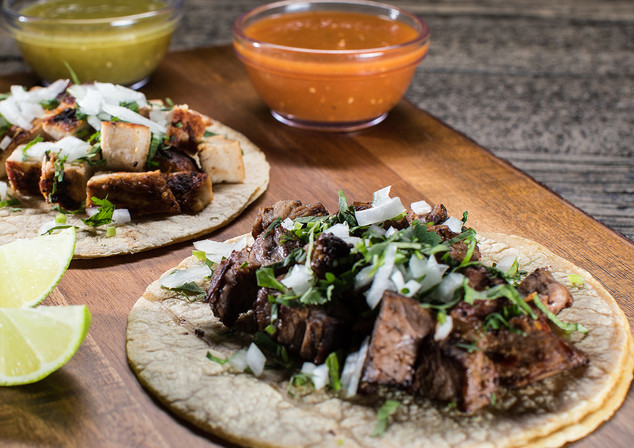 Mixteco Mexican Style Tacos