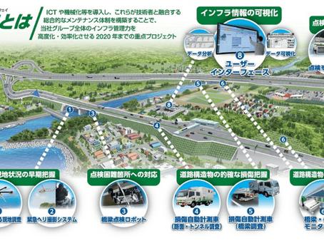 東日本高速道路(株)(NEXCO東日本)様:新規1件