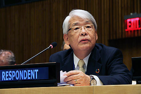 SDGsの推進に向け訪米ミッションを派遣〈上〉