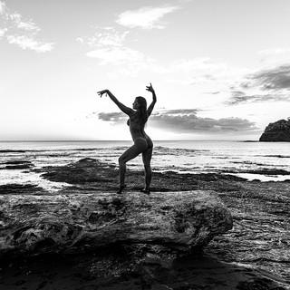 @ely_pilatessupbeach en Costa Rica