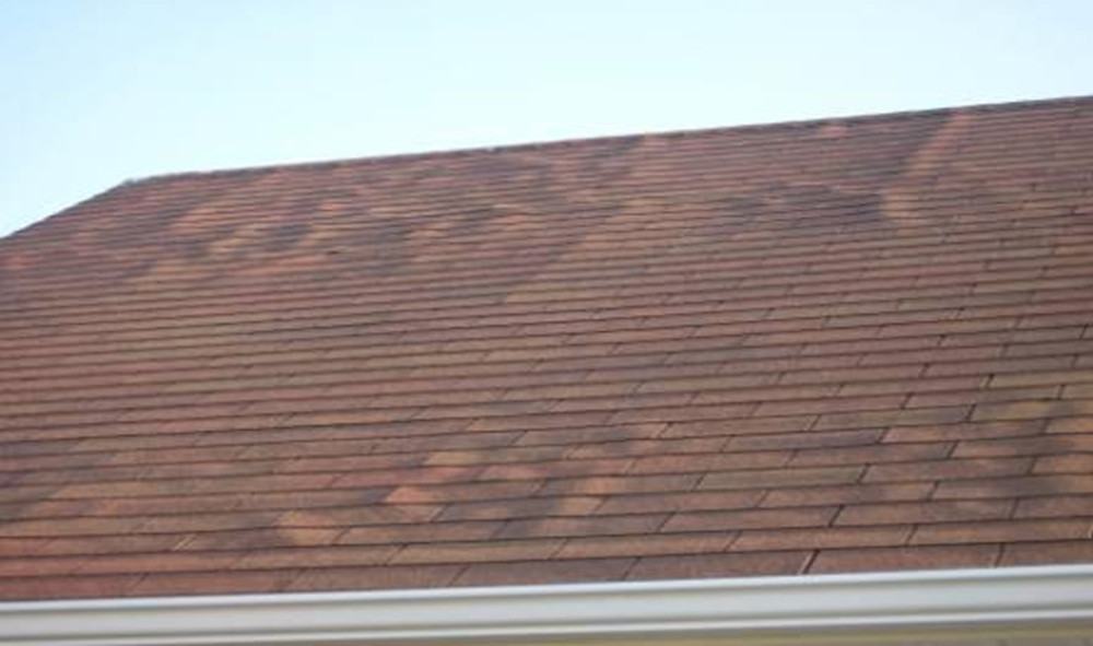 Buckled Roof, Damaged Shingles, 3 Tab Shingles, Roof Replacement, Roofing Contractor, Endura-Roof