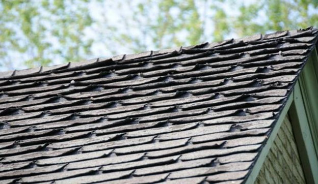 Curling Shingles, Defective Shingles, Damaged Shingles, Old Roof, Organic Shingles, Roofing Replacement,  Expert Roofing Company, Endura-Roof