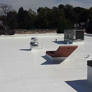 Flat Commercial Roofs W MI